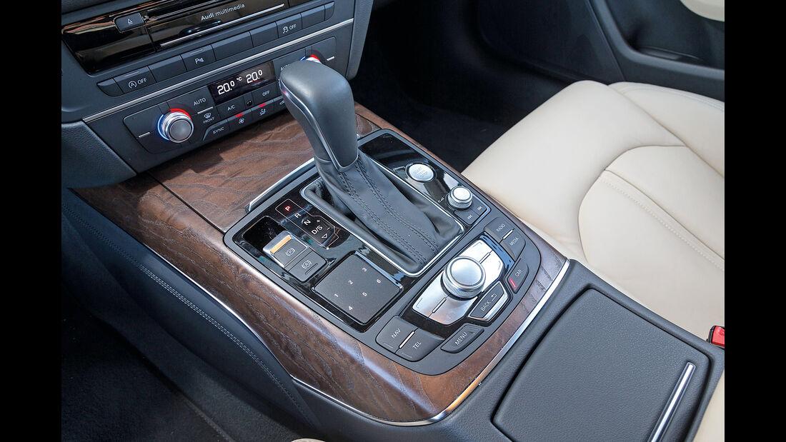 Audi A6 2.0 TDI Quattro, Bedienelemente