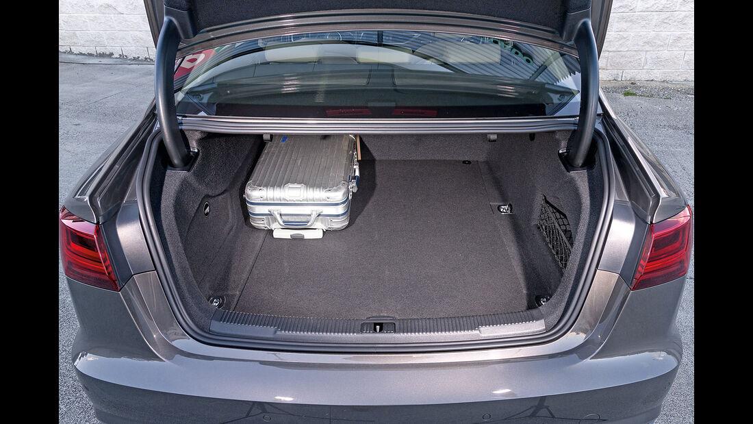 Audi A6 2.0 TDI Quattro, Kofferraum