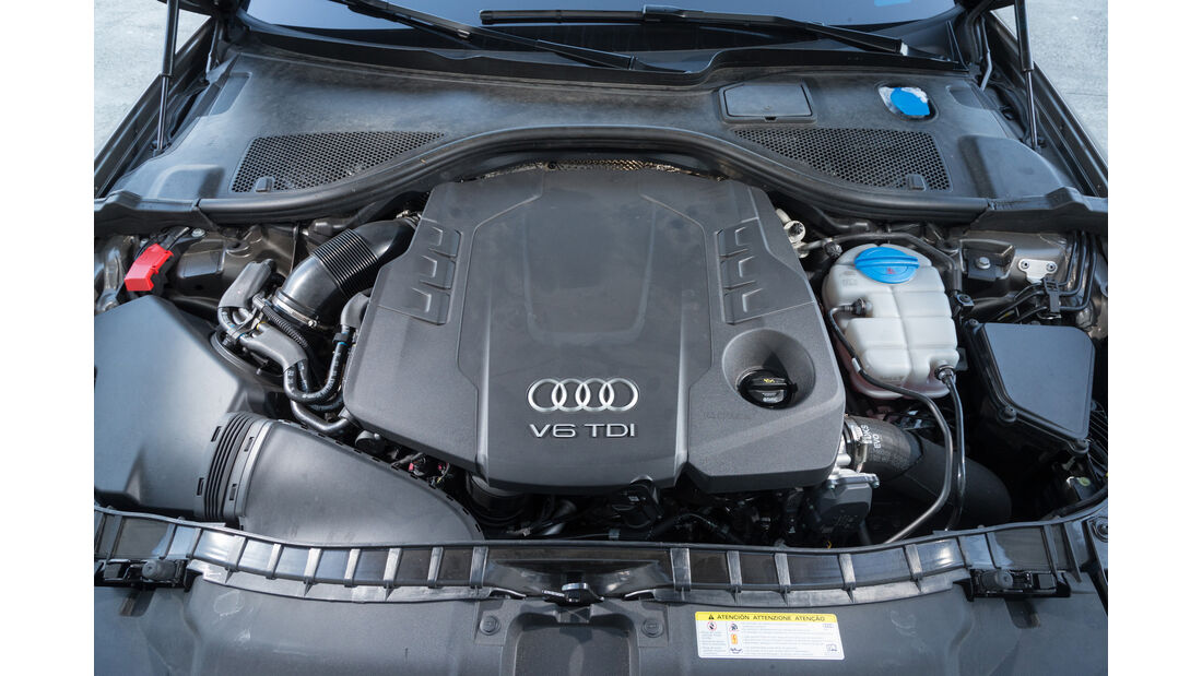 Audi A6 2.0 TDI Quattro, Motor