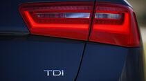 Audi A6 2.0 TDI, Rücklicht