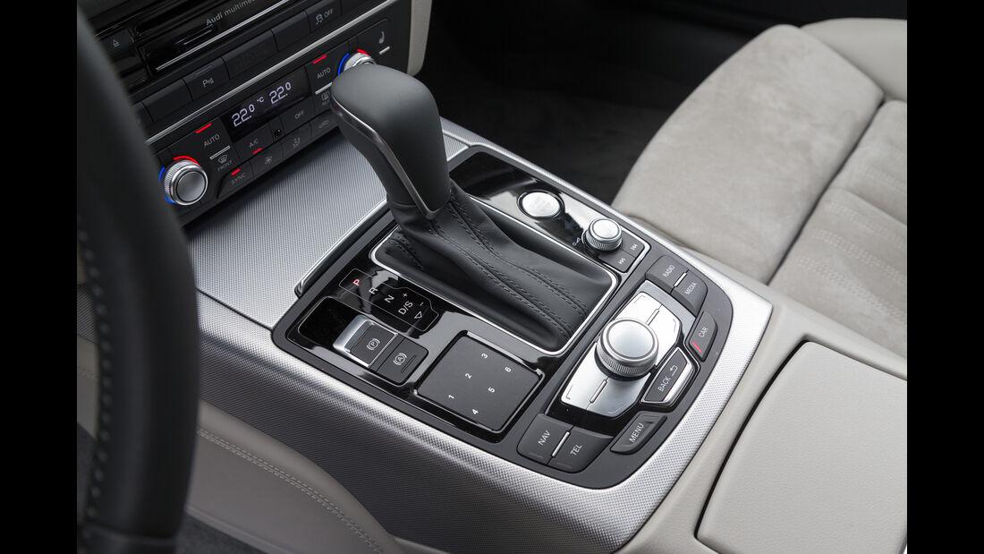 Audi A6 2.0 TDI, Schalthebel