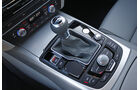 Audi A6 2.0 TDI, Schalthebel, Mittelkonsole