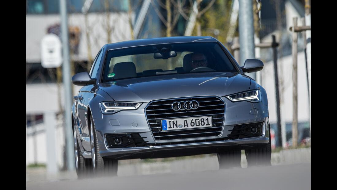 Audi A6 2.0 TDI Ultra, Frontansicht