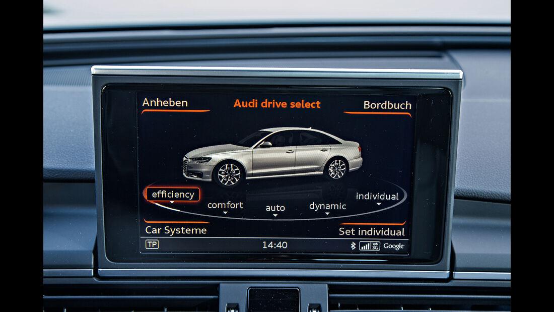 Audi A6 2.0 TDI Ultra, Infotainment, Monitor