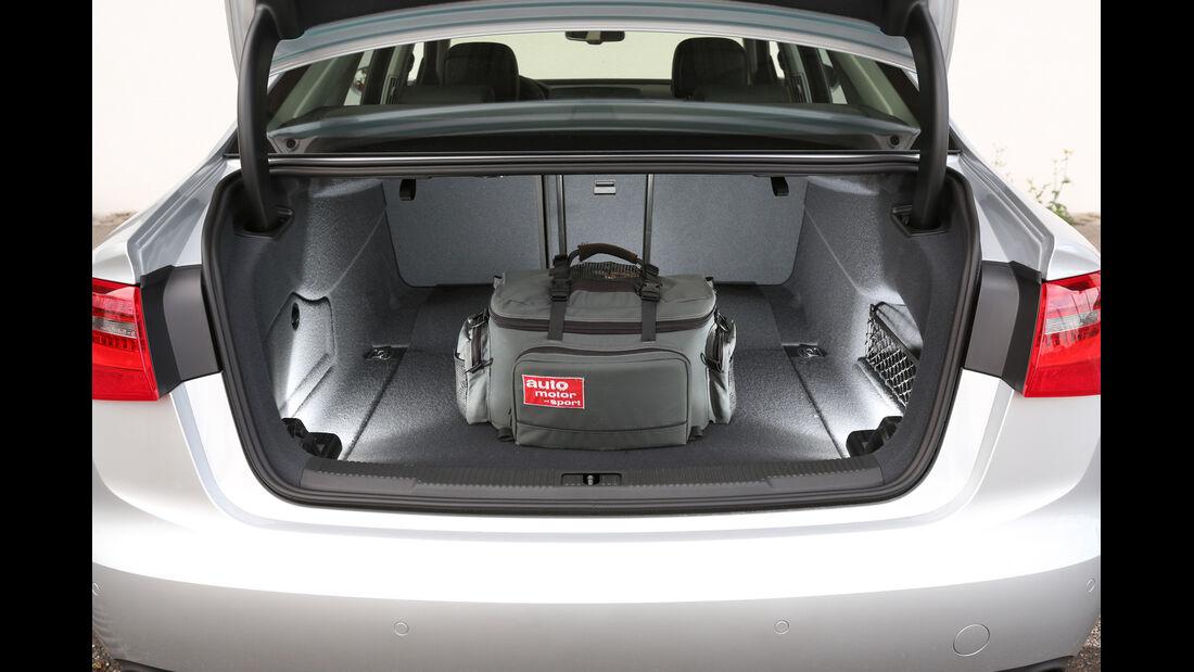 Audi A6 2.0 TDI Ultra, Kofferraum