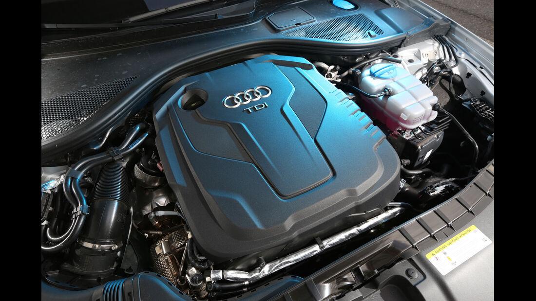 Audi A6 2.0 TDI Ultra, Motor