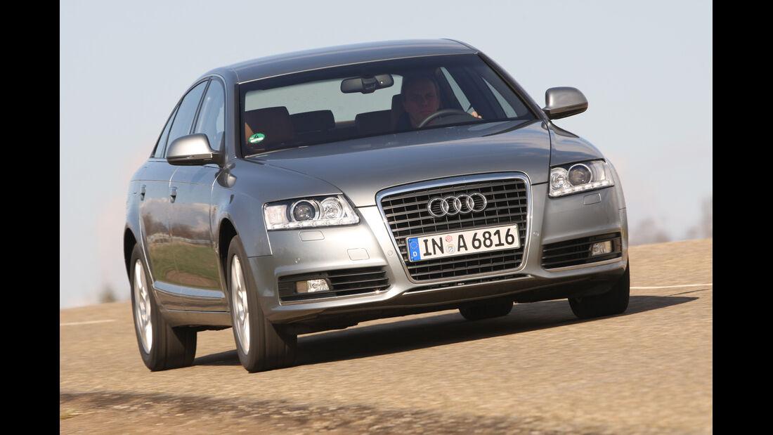 Audi A6 2.0 TFSI, Frontansicht