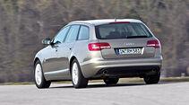 Audi A6 2.0 TFSI, Heck