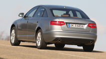 Audi A6 2.0 TFSI, Heckansicht