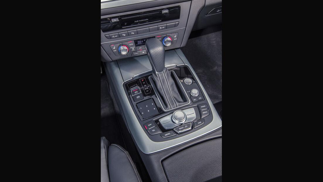 Audi A6 3.0 TDI, Bedienelemente