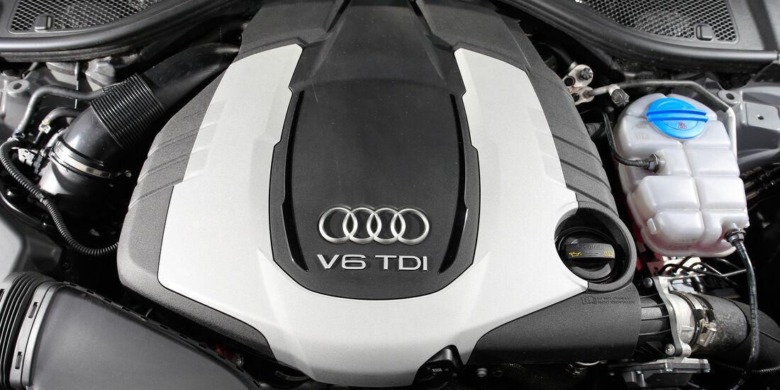 Audi A6 3.0 TDI Competition, Motor
