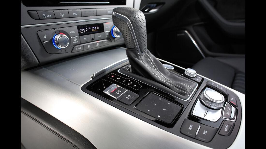 Audi A6 3.0 TDI Competition, Schaltung