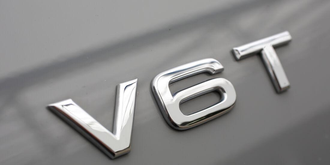 Audi A6 3.0 TDI Competition, Typenbezeichnung
