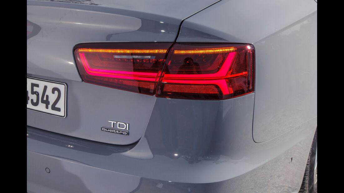 Audi A6 3.0 TDI, Heckleuchte