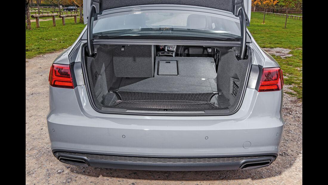 Audi A6 3.0 TDI, Kofferraum