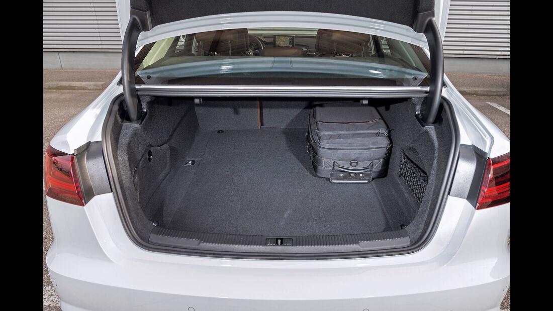 Audi A6 3.0 TDI Quattro, Kofferraum