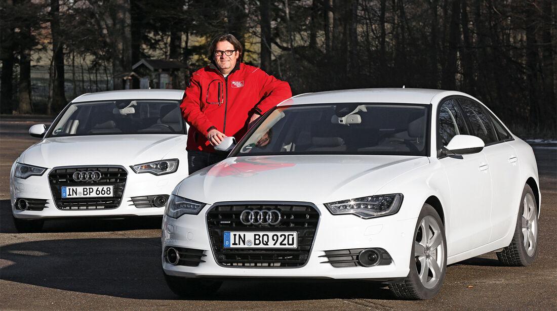 Audi A6 3.0 TDI Quattro, Motorenvarianten, Fazit, Heinrich Lingner