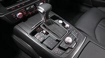 Audi A6 3.0 TDI Quattro, Schaltung