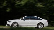 Audi A6 3.0 TDI Quattro, Seitenansicht