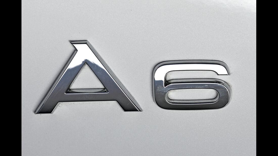 Audi A6 3.0 TDI Quattro, Typenbezeichnung
