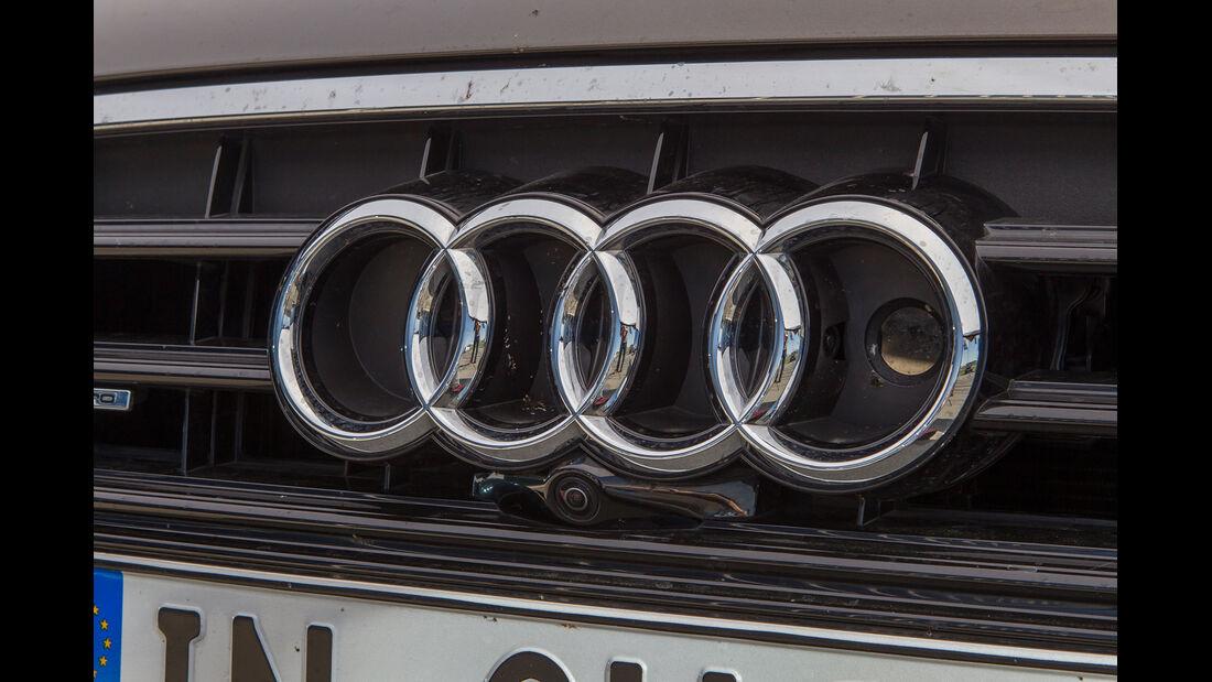 Audi A6 3.0 TFSI, Emblem
