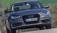 Audi A6 3.0 TFSI, Frontansicht