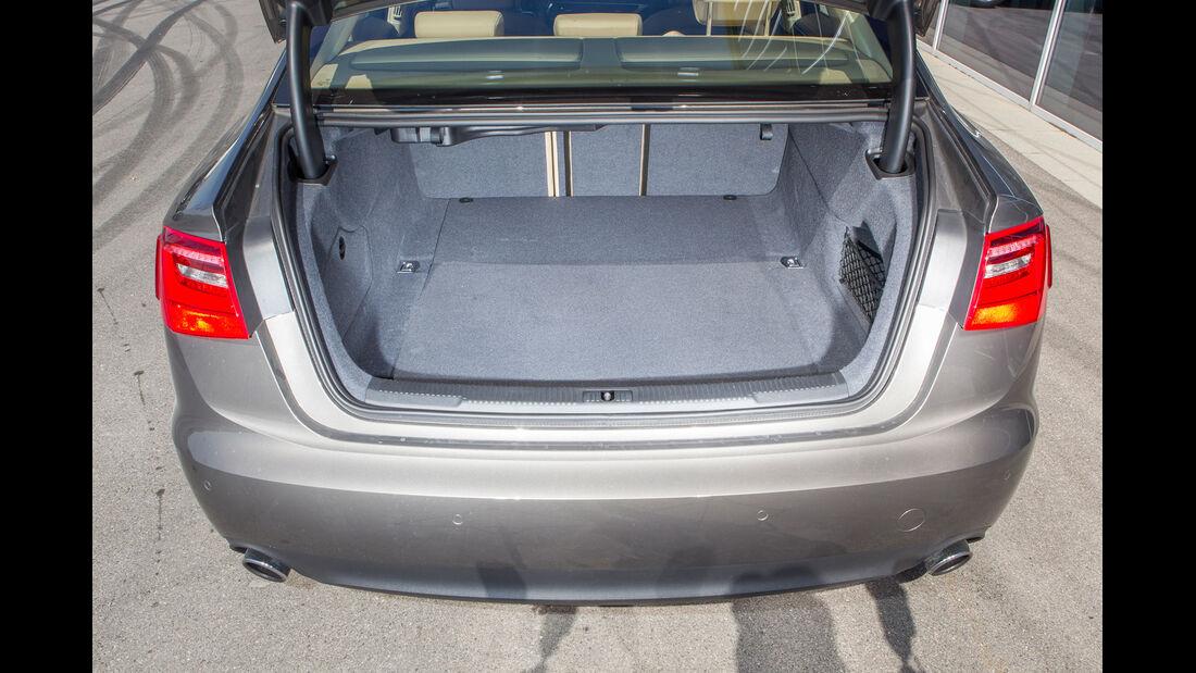 Audi A6 3.0 TFSI, Kofferraum