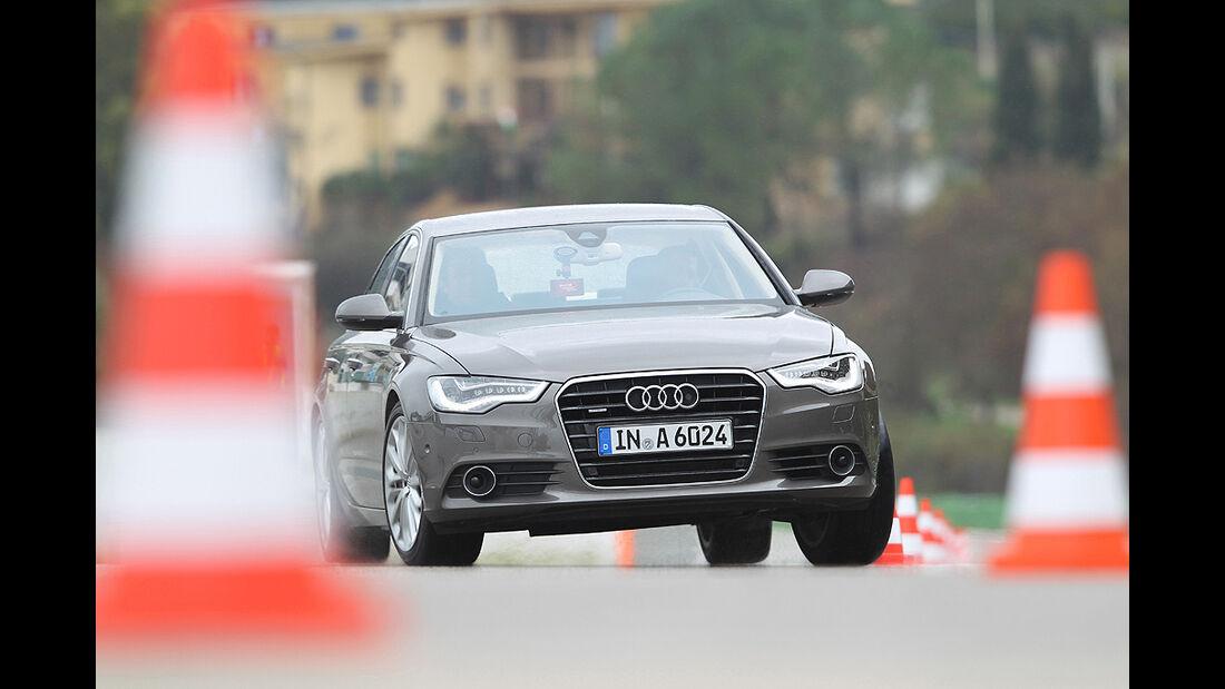 Audi A6, 3.0 TFSI quattro