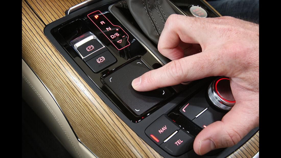 Audi A6, 3.0 TFSI quattro, MMI