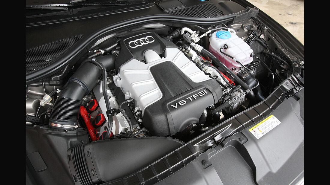 Audi A6, 3.0 TFSI quattro, Motor