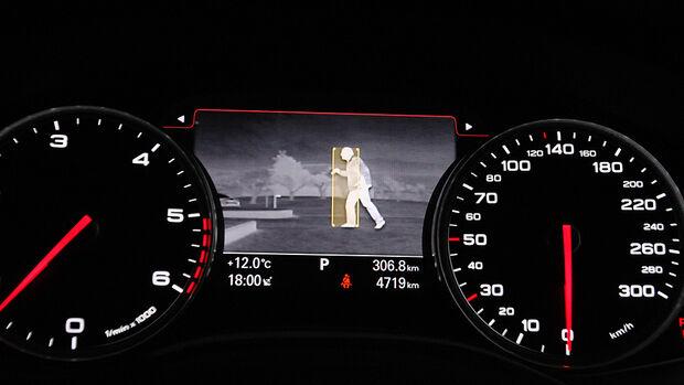 Audi A6, 3.0 TFSI quattro, Nachtsichtgerät, Fußgängererkennung