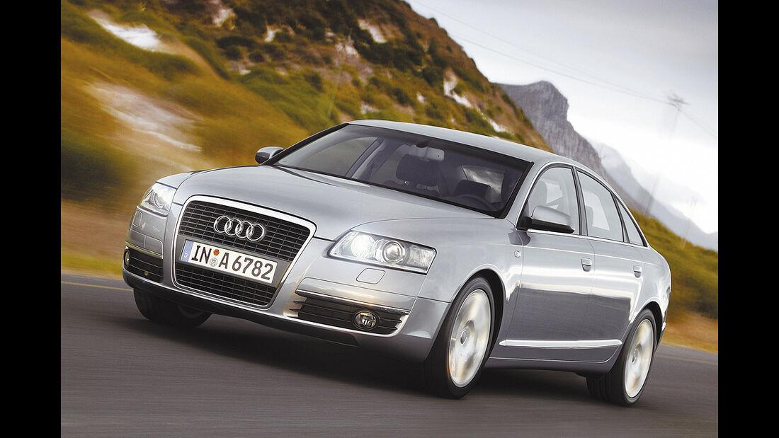 Audi A6 3.2 FSI Quattro