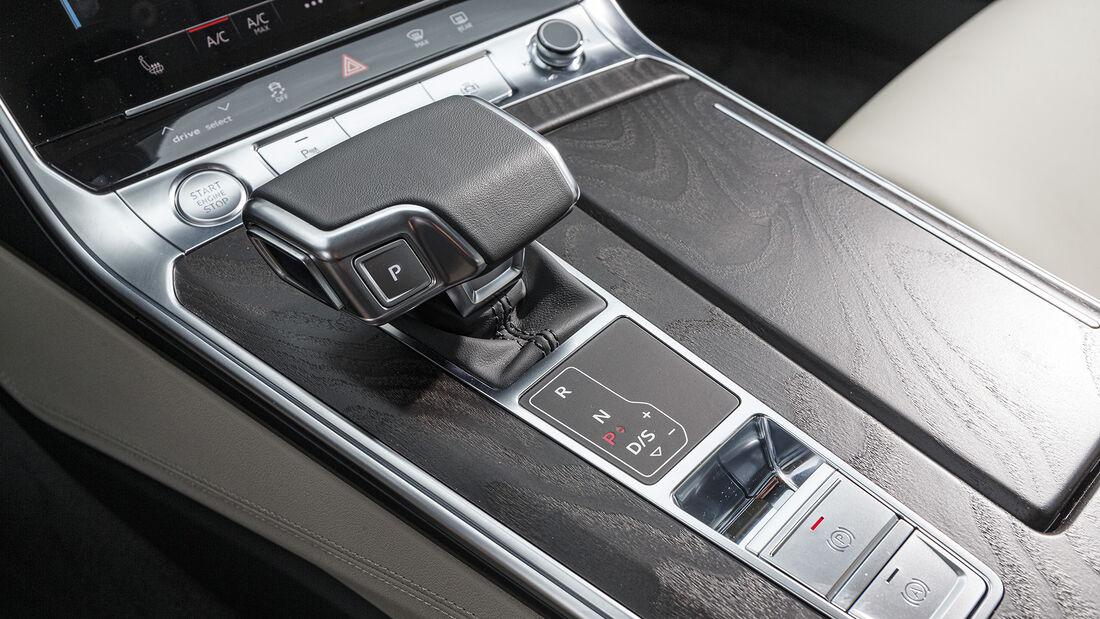 Audi A6 45 TFSI Quattro Sport, Interieur