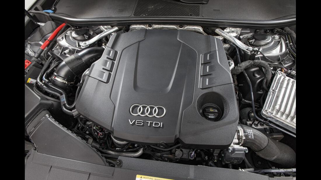 Audi A6 50 TDI Quattro Motor