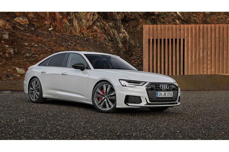 Audi A6 50 und 55 TFSI E Quattro: Plug-in-Hybride mit bis zu 73 Elektro-Kilometern - auto motor und sport
