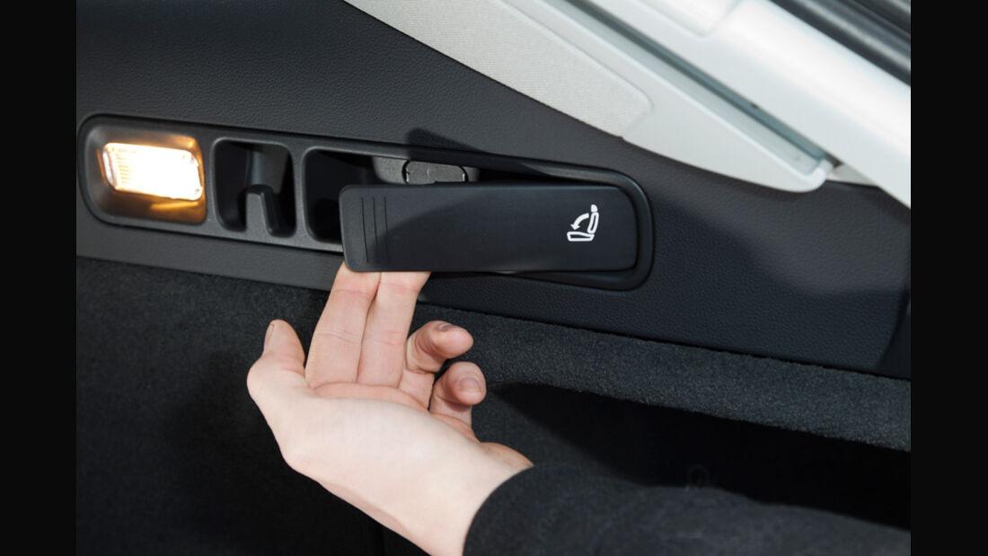 Audi A6 A6 Avant 2.0 TFSi, Hebel