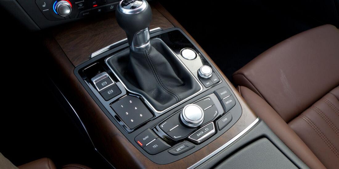 Audi A6 A6 Avant 2.0 TFSi, Mittelkonsole