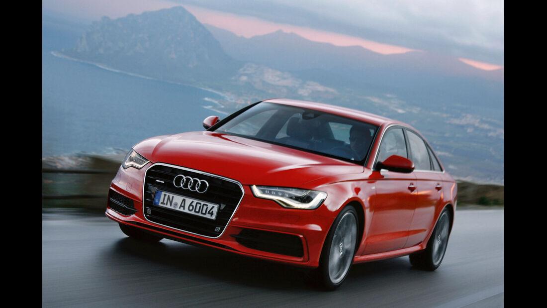 Audi A6/ A7, Frontansicht