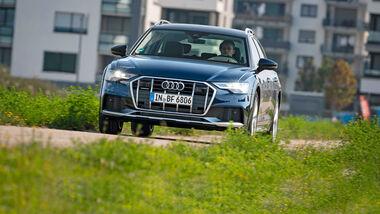 Audi A6 Allroad 45 TDI, Exterieur