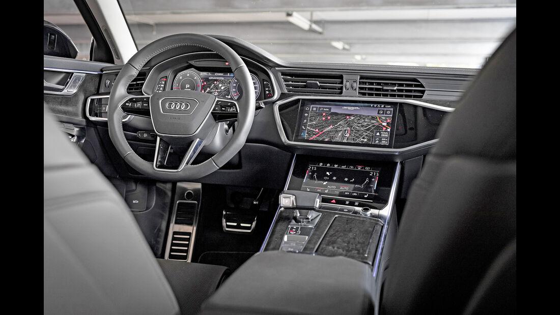 Audi A6 Allroad 45 TDI, Interieur