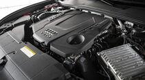 Audi A6 Allroad 45 TDI, Motorraum
