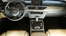 Audi A6 Allroad, Cockpit, Lenkrad