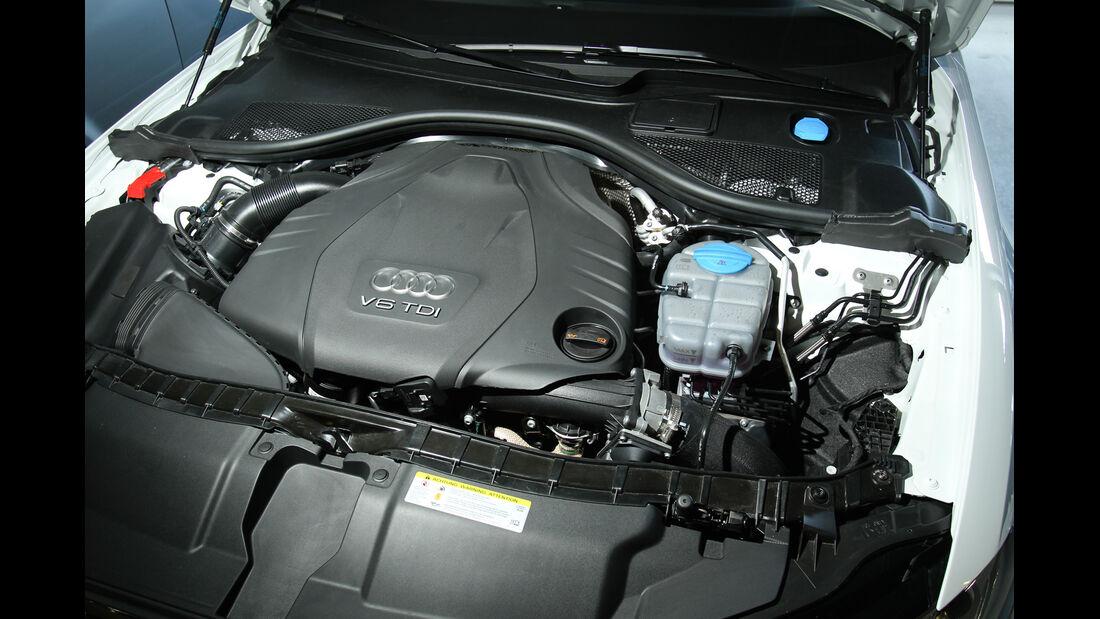 Audi A6 Allroad, Motor