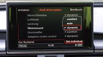 Audi A6 Allroad Quattro 3.0 TDI, Innenraum