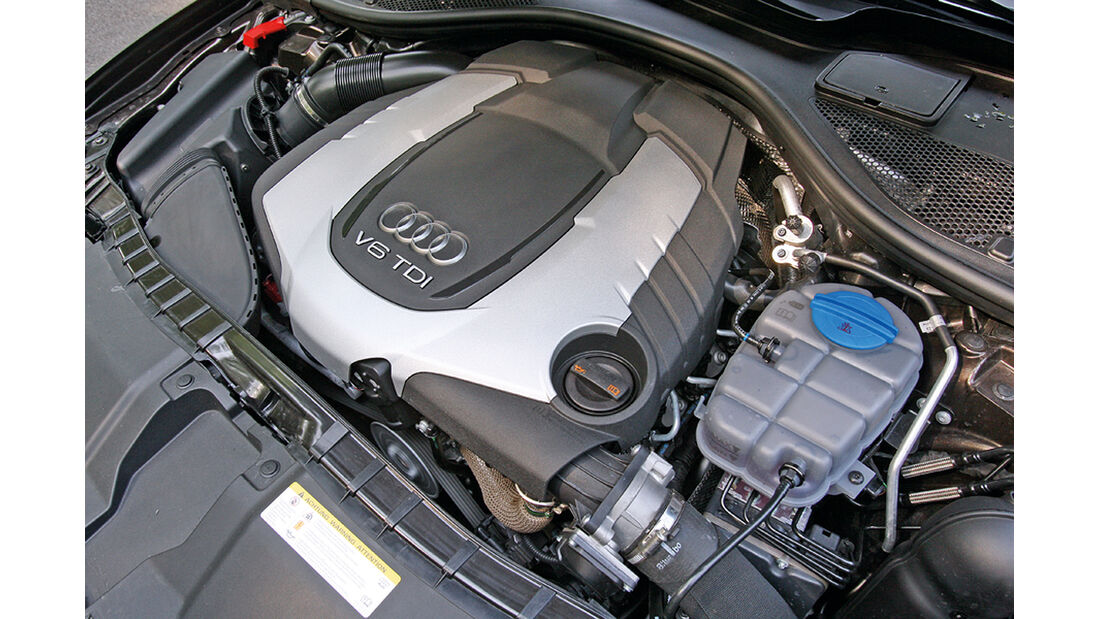 Audi A6 Allroad Quattro 3.0 TDI, Motor