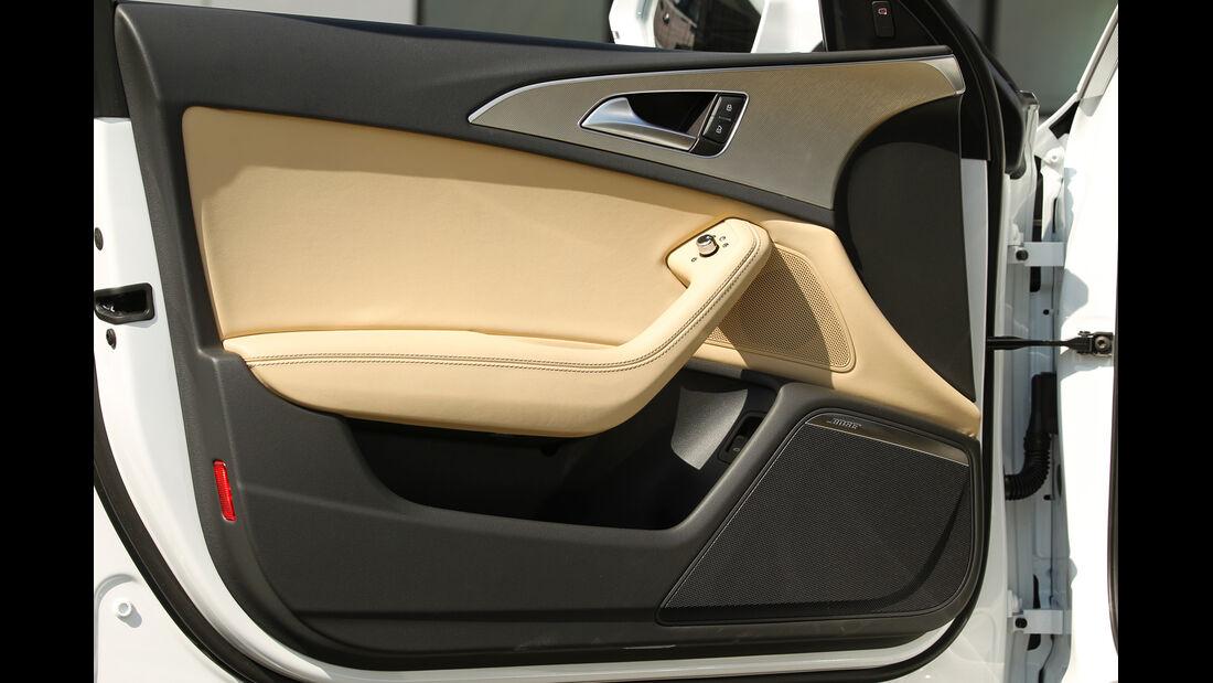 Audi A6 Allroad, Seitentür, Türinnenseite