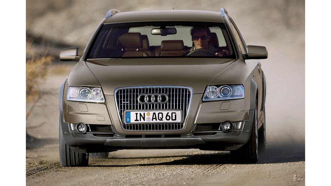 Audi A6 Allroad quattro, 2006