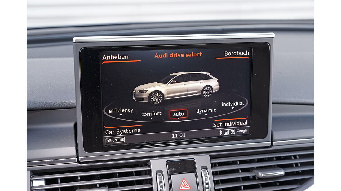 Audi A6 Avant 2.0 TDI, Infotainment