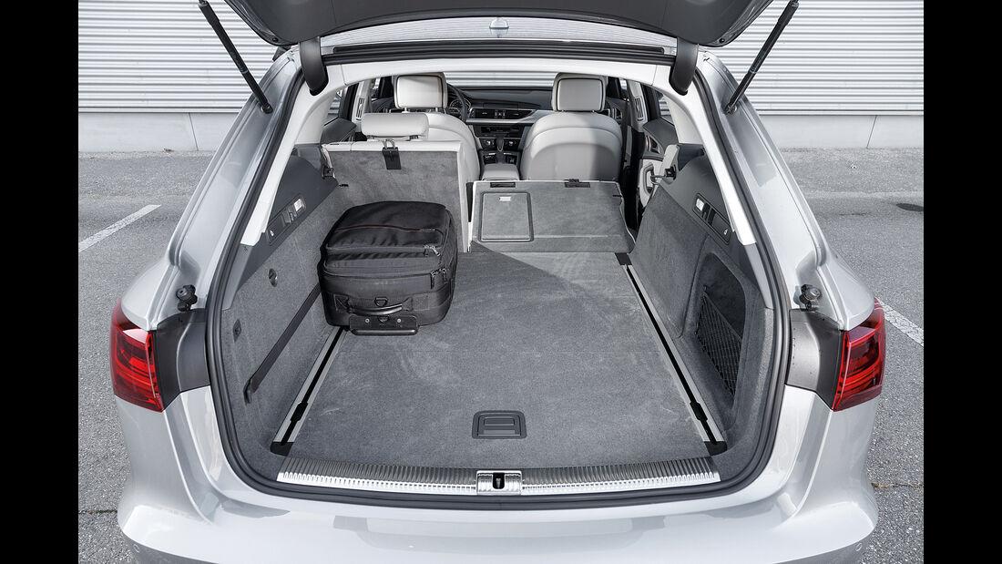 Audi A6 Avant 2.0 TDI, Kofferraum