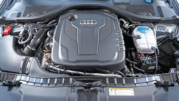 Audi A6 Avant 2.0 TDI, Motor